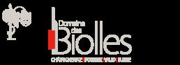 Domaine des Biolles Logo