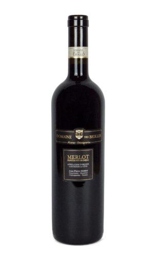 Merlot - Biolles - vin - founex