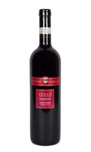 Syrah - Biolles - vin - founex