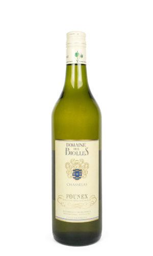chasselas - Biolles - vin - Founex