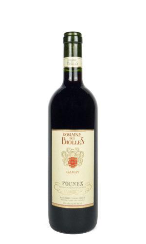 gamay - Biolles - vin - Founex