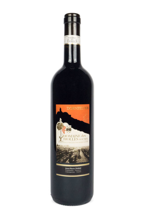 dornfelder - Biolles - vin - Founex