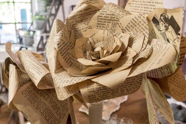 Fleur-Papier