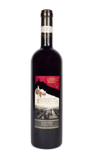 Lauralys - Biolles - vin - Founex