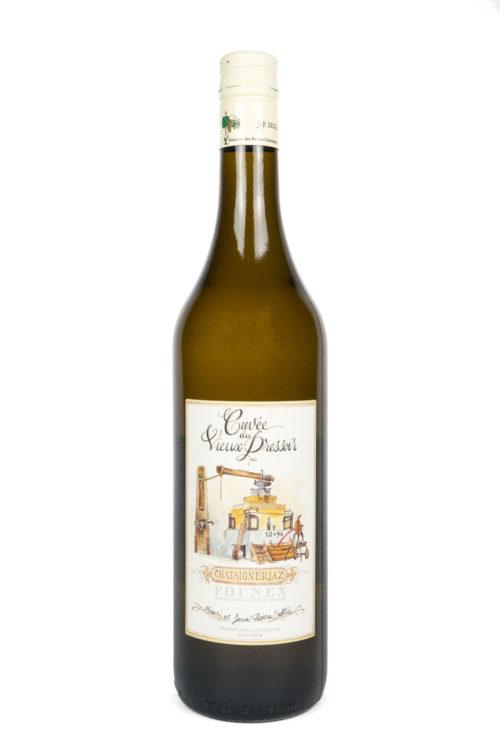 vieux pressoir - Biolles - vin - Founex