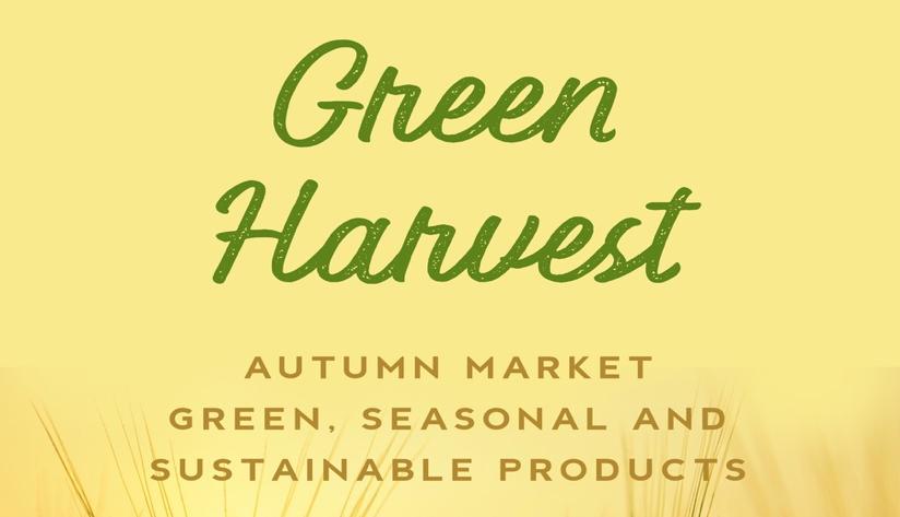 Green Harvest – Marché d'automne du 26 au 28 septembre